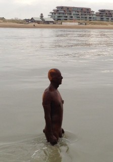 Antony Gormley - Another Time XVI
